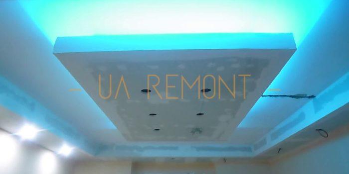 Устройство гипсокартона UA Remont